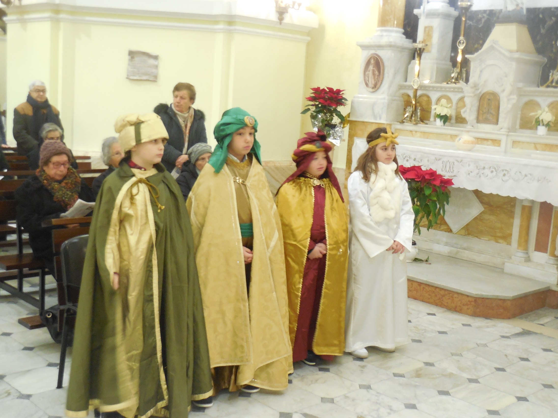 6/1/2017 – Santuario San Francesco – La Festa dell'Epifania – Foto di Natalia