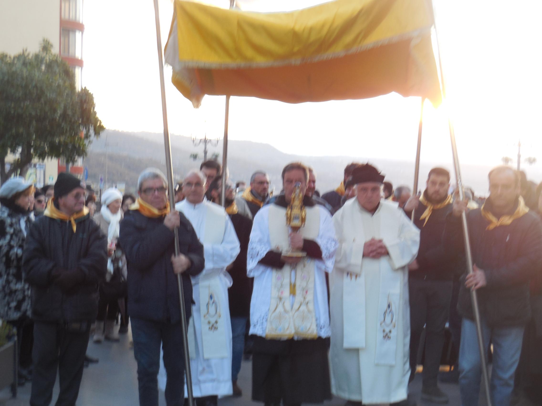 17/1/2017 – Festa della Madonna del Miracolo – Secondo giorno del Triduo – Foto di Natalia