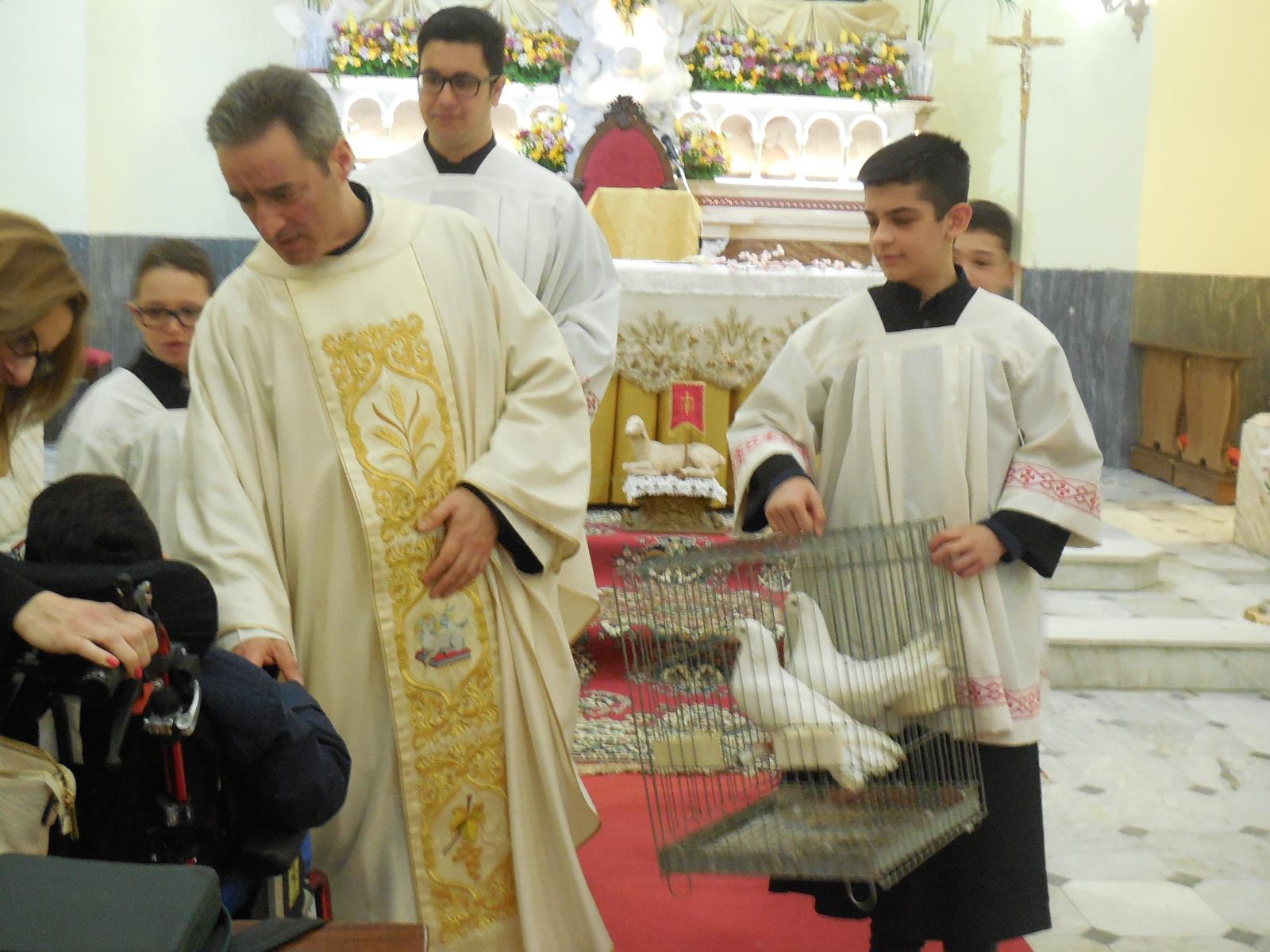 20170416 Domenica di Pasqua al Santuario di San Francesco di Paola