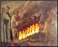 Racconto della morte di San Francesco di Paola