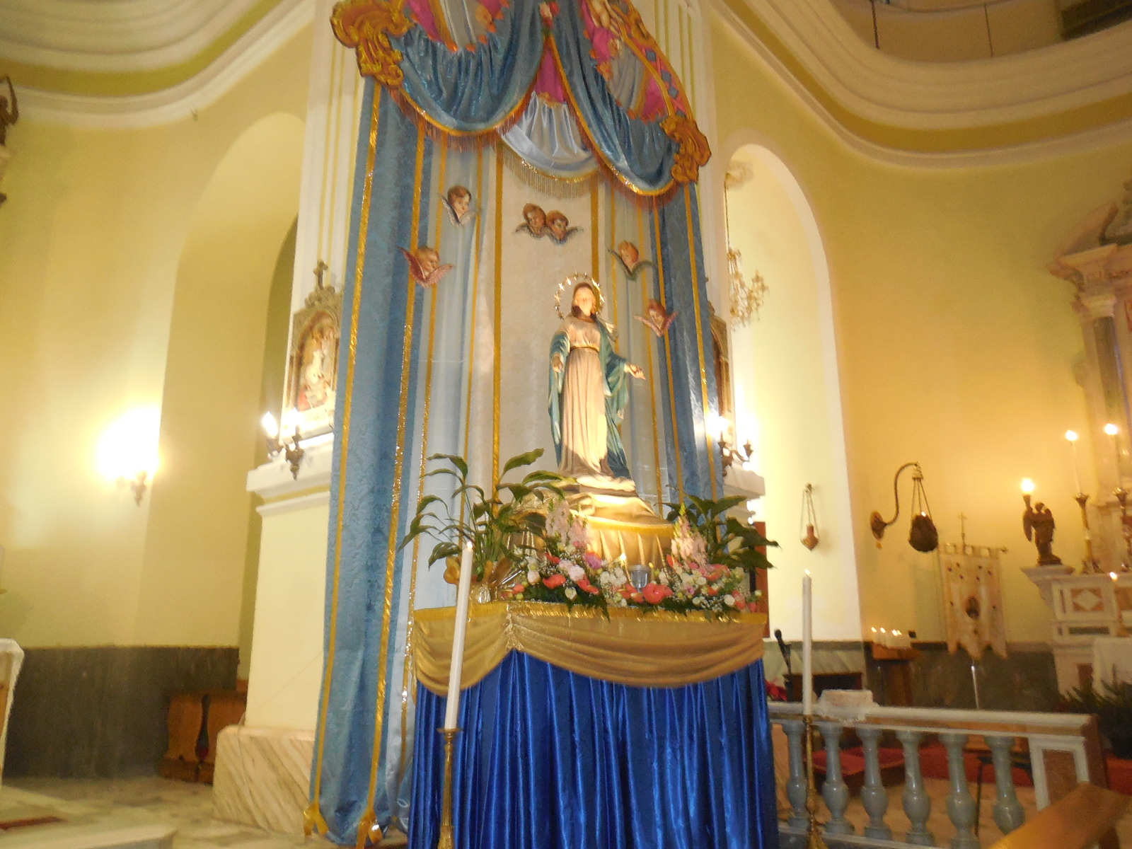 Album 19/1/2018 Terzo giorno del triduo della Madonna del Miracolo