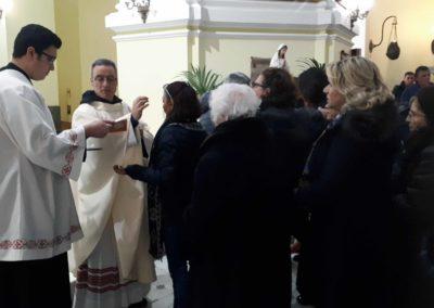 10/02/2018 – XXVI Giornata mondiale del malato – S. Messa celebrata al Santuario di San Francesco di Paola – Foto di Natalia