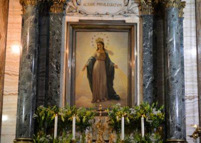 Basilica di S.Andrea delle Fratte e Santuario della Madonna del Miracolo