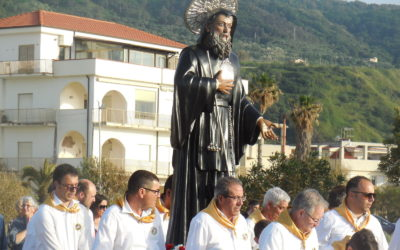 Processione San Francesco di Paola del 6/5/2018
