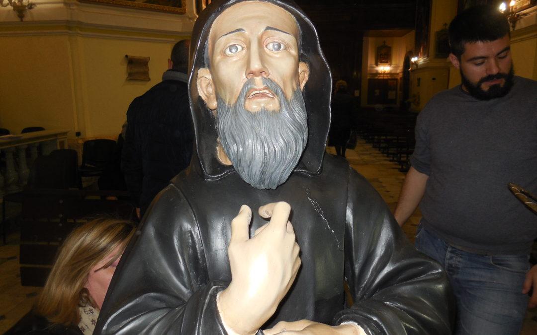 SECONDA SEZIONE – La diffusione del culto dal 1500 al 1800, segnata da chiese e conventi, testimonianza della grandezza di San Francesco