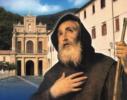 Vita di San Francesco di Paola. Viaggio e permanenza in Francia