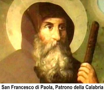 Vita di San Francesco di Paola. Dalla nascita di San  Francesco alla scelta della vita eremitica