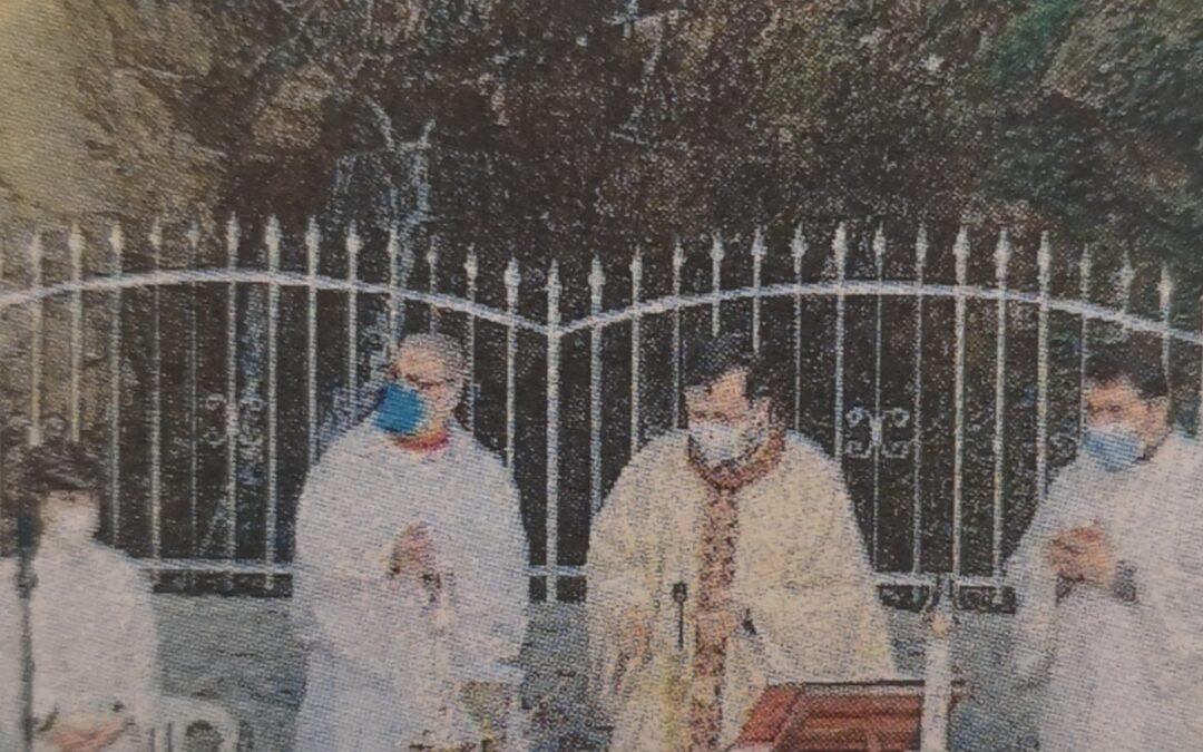 8/5/21 Maida. La Comunita' festeggia San Francesco di Paola