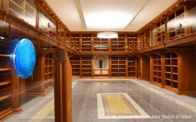 Santuario di Paola: la nuova Biblioteca è un capolavoro